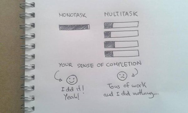 Multitasking is Killing Your Brain.